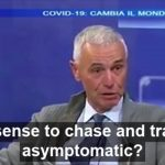 Asymptomatic, Positive and Sick: Differences Explained by Giorgio Palù, Former President ESV (English Subtitles)
